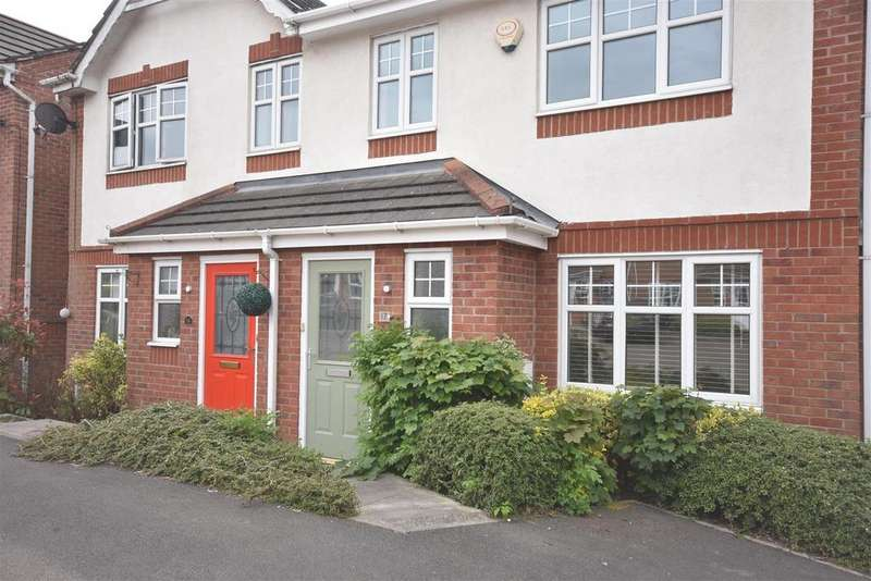 3 Bedrooms Terraced House for sale in Fieldfare Court, Chorley