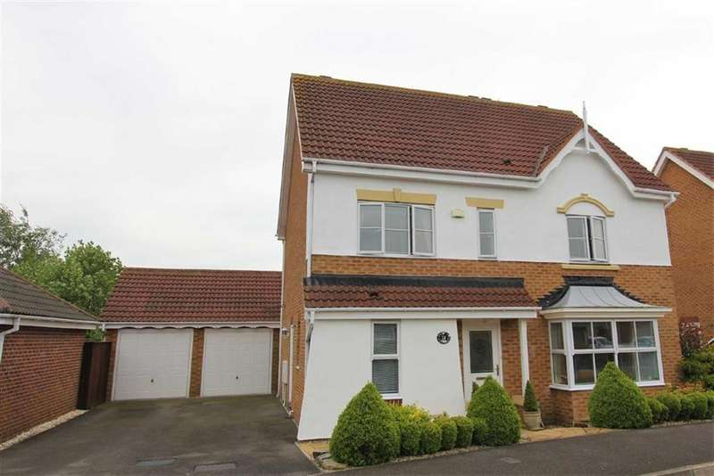 6 Bedrooms Detached House for sale in Eastfields, Stokesley