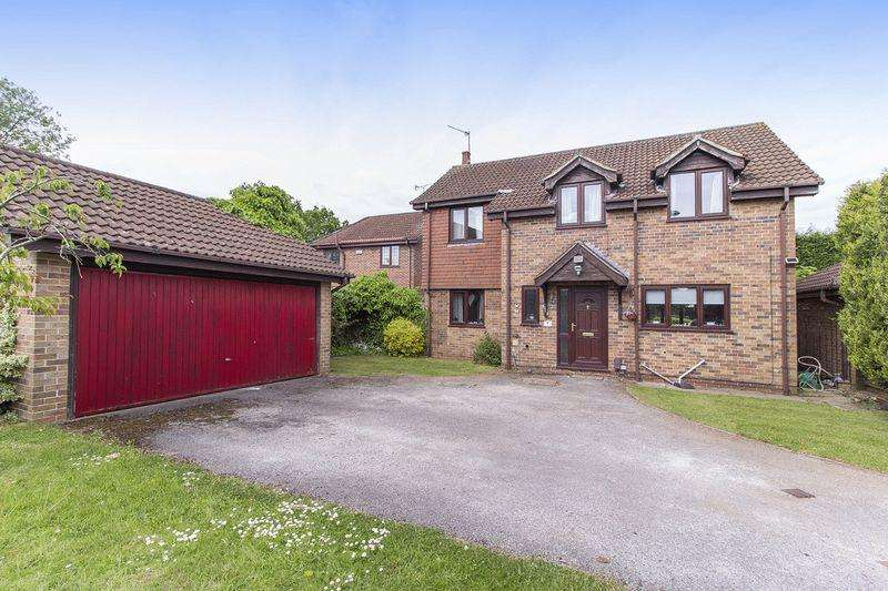 4 Bedrooms Detached House for sale in TIMSBURY COURT, OAKWOOD