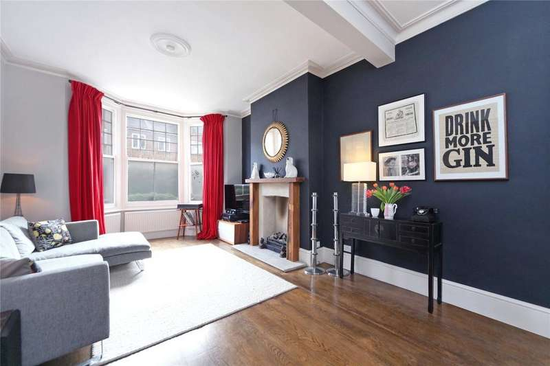 3 Bedrooms Terraced House for sale in Colehill Lane, Munster Village, Fulham, London, SW6