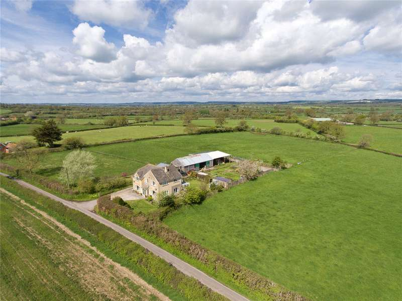 5 Bedrooms Land Commercial for sale in Sedgehill, Shaftesbury, Wiltshire, SP7