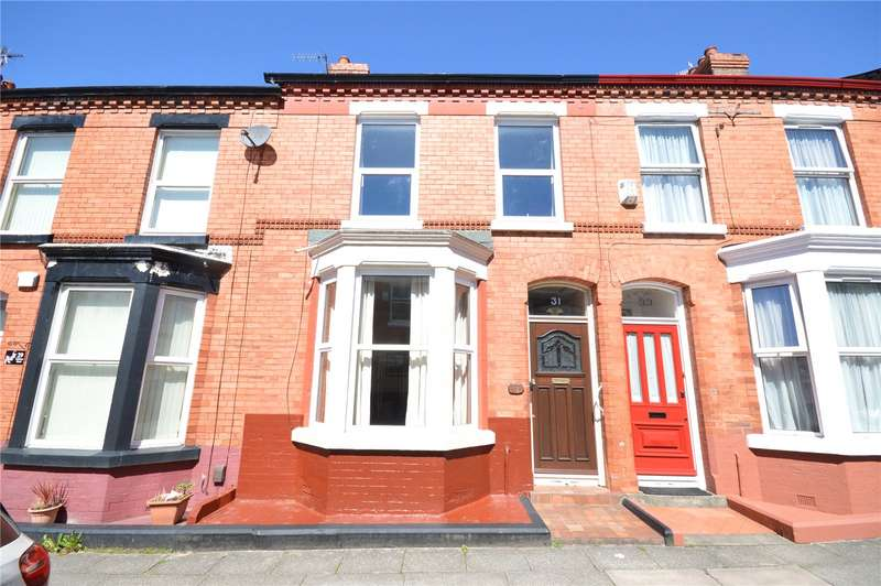 3 Bedrooms Terraced House for sale in Lisburn Road, Aigburth, Liverpool, L17
