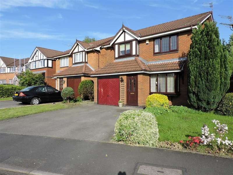 4 Bedrooms Detached House for sale in Tytherington Drive, Manchester