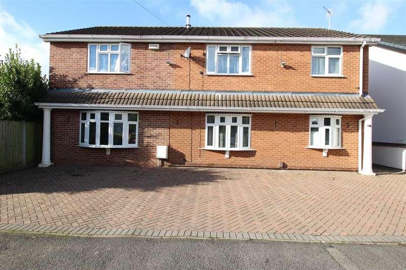 5 Bedrooms Detached House for sale in Beech Avenue, Sandiacre, Nottingham