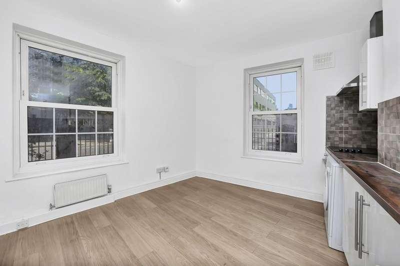 1 Bedroom Flat for sale in Harvey House, Brady Street, London E1