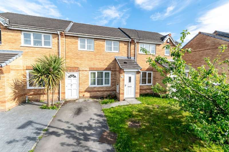 3 Bedrooms Mews House for sale in Avery Close, Orford, Warrington