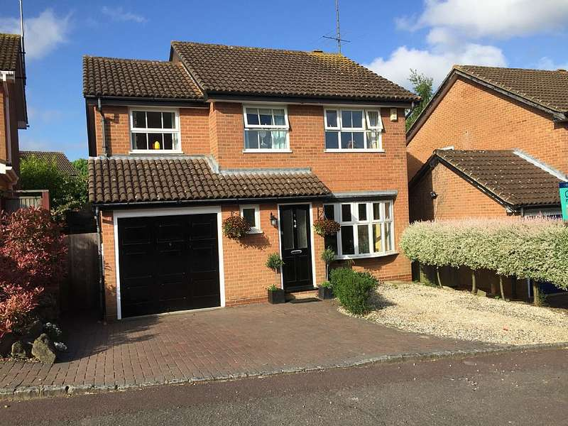 4 Bedrooms Detached House for sale in Yew Close, WOKINGHAM, Berkshire, RG41 4AF