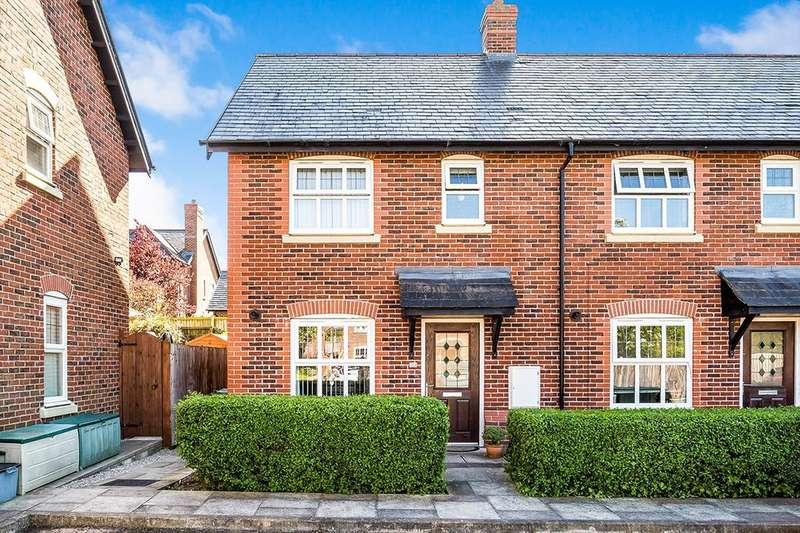 3 Bedrooms Terraced House for sale in Cheshires Way, CHESTER, CH3