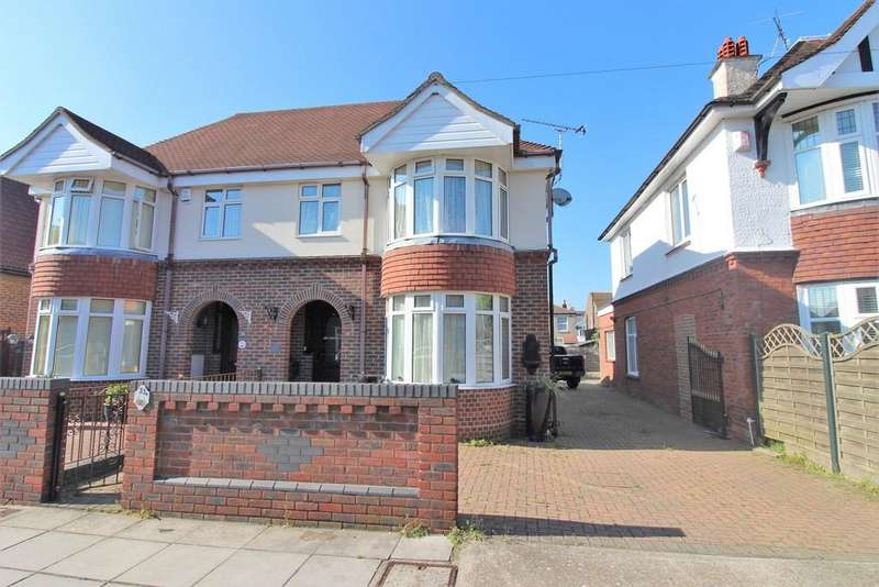 4 Bedrooms Semi Detached House for sale in Kirby Road, North End