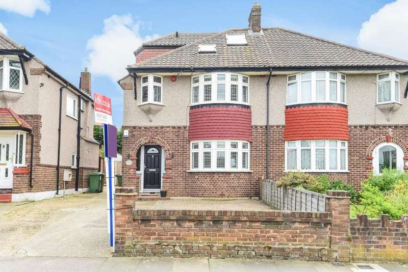 4 Bedrooms Semi Detached House for sale in Wricklemarsh Road, Blackheath