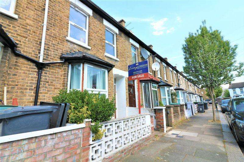 2 Bedrooms Terraced House for sale in Nelson Road, London