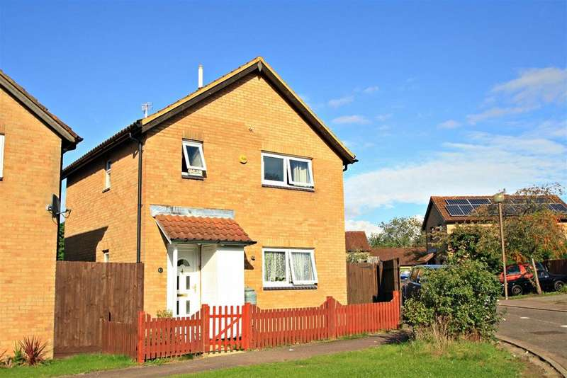3 Bedrooms Detached House for sale in Cropwell Bishop, Emerson Valley, Milton Keynes