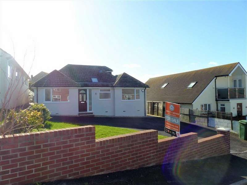 4 Bedrooms Detached Bungalow for sale in Winslow Road, Weymouth, Dorset