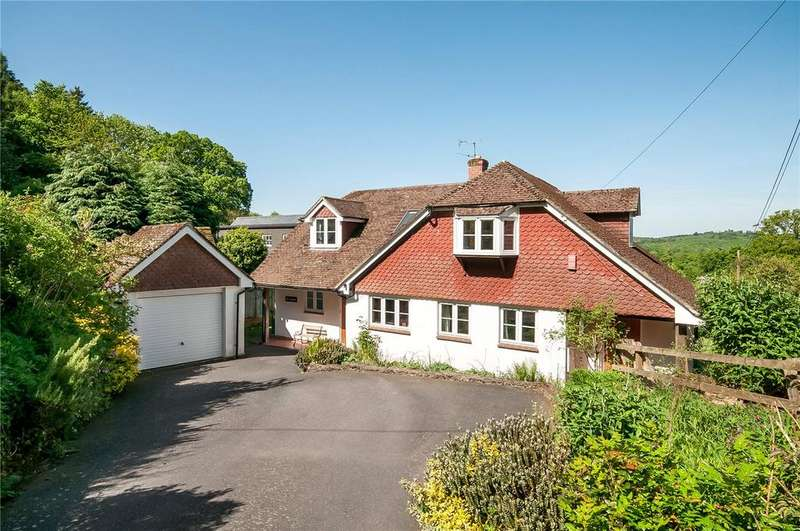 4 Bedrooms Detached House for sale in Ladwell, Hursley, Winchester, Hampshire, SO21