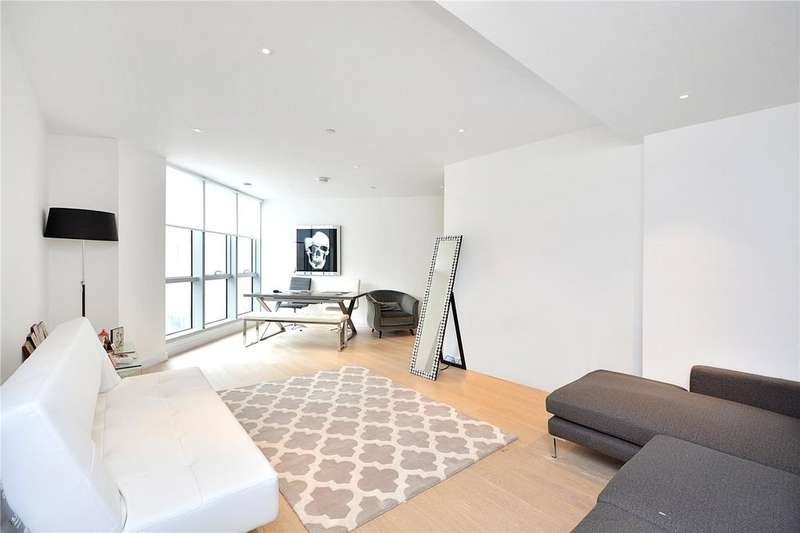 1 Bedroom Flat for sale in Charrington Tower, 11 Biscayne Avenue, London