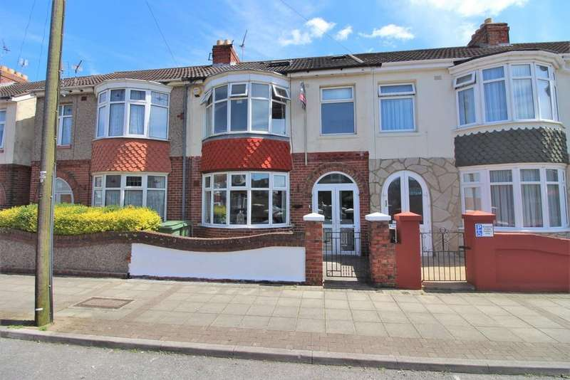 4 Bedrooms Terraced House for sale in Devon Road, Copnor