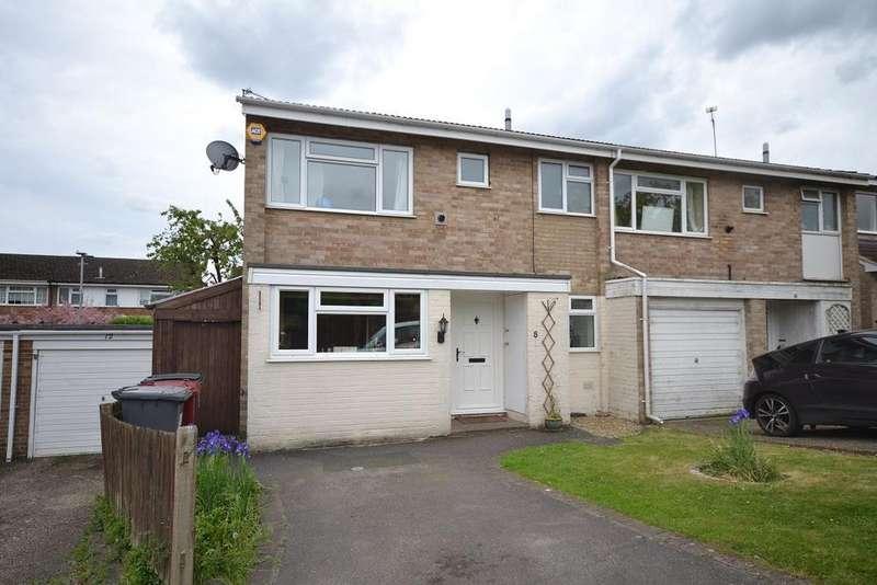 3 Bedrooms Semi Detached House for sale in Caversham Park