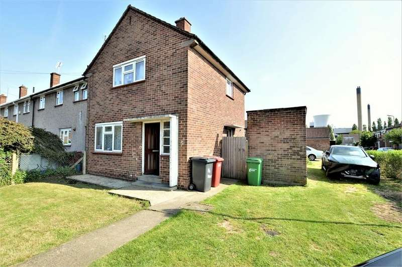2 Bedrooms End Of Terrace House for sale in Belmont, Slough, Berks
