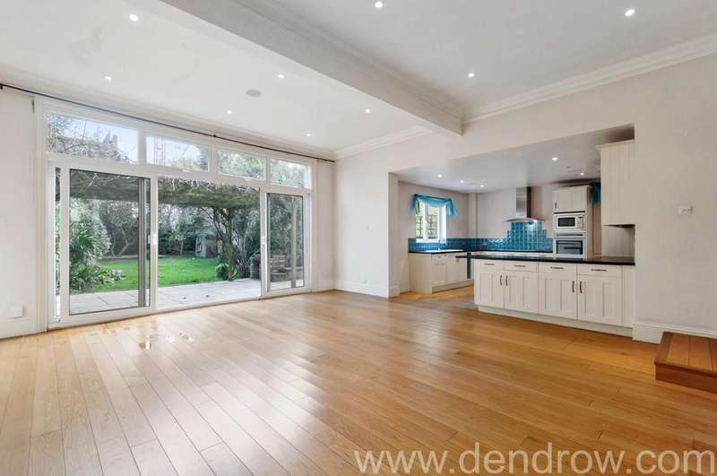 7 Bedrooms Detached House for rent in Gordon Road
