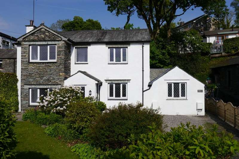 3 Bedrooms Detached House for sale in Claife View, Langrigge Drive, Bowness-On-Windermere, Windermere