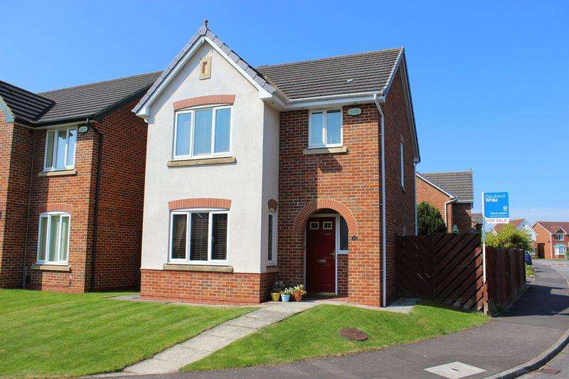 3 Bedrooms Detached House for sale in Gentian Way, Stockton, TS19 8FH