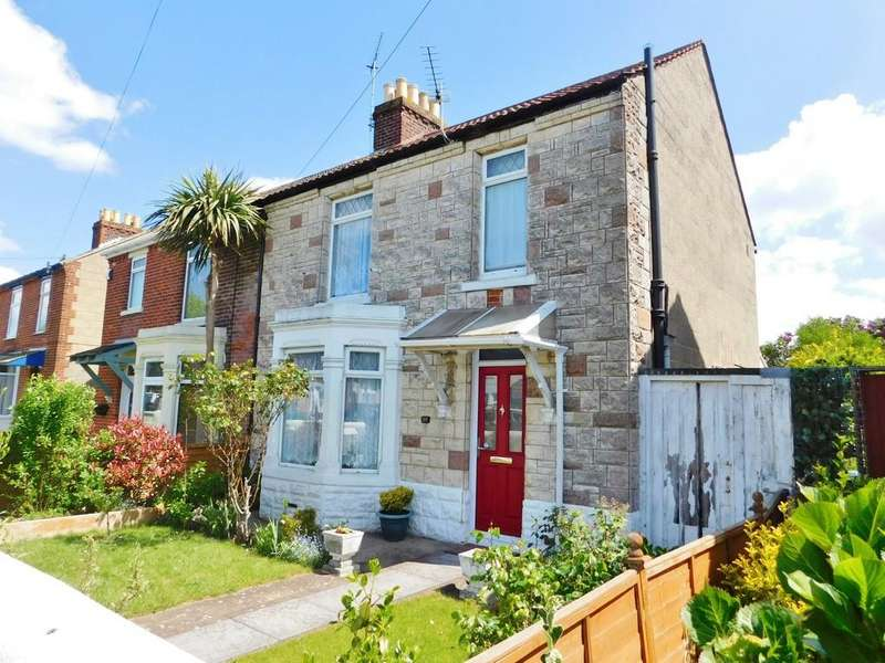 3 Bedrooms Semi Detached House for sale in Gordon Road, Gosport