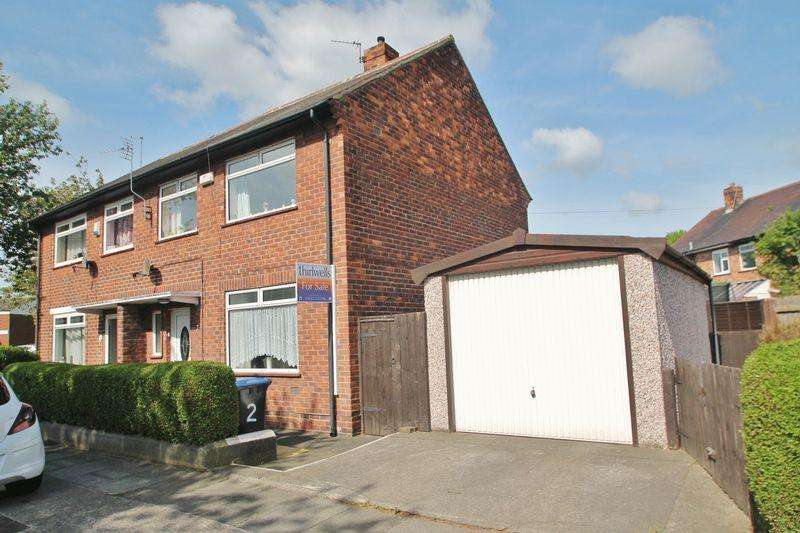 3 Bedrooms Semi Detached House for sale in Chelmsford Road, Linthorpe