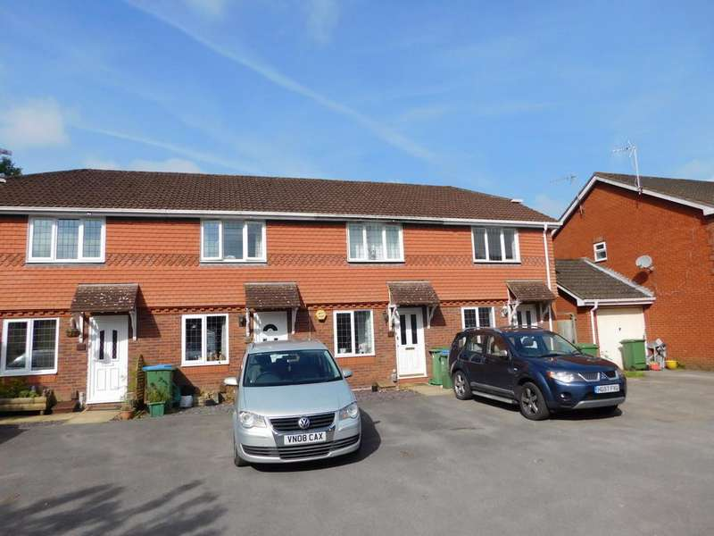 2 Bedrooms Terraced House for rent in Chesterton Place, Whiteley