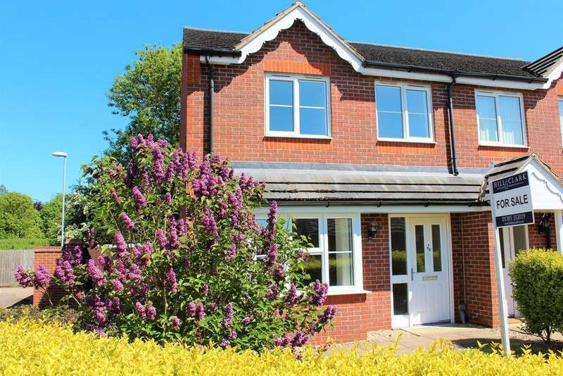 3 Bedrooms Semi Detached House for sale in Mary Lovell Way, Stickney, Boston, PE22