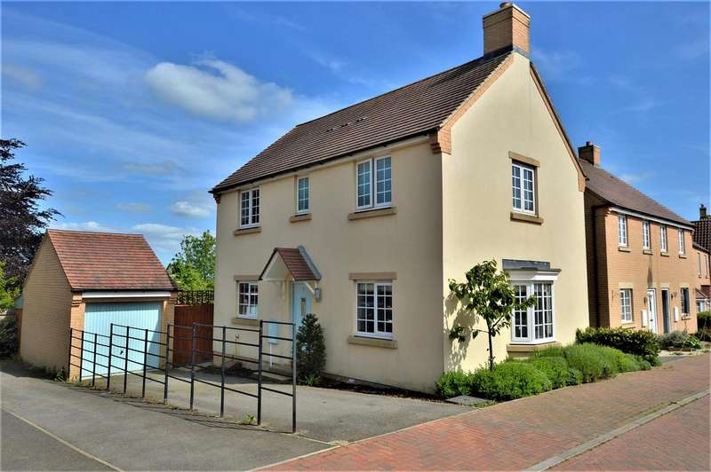 3 Bedrooms Property for sale in Pine Lane, Kings Cliffe, Peterborough