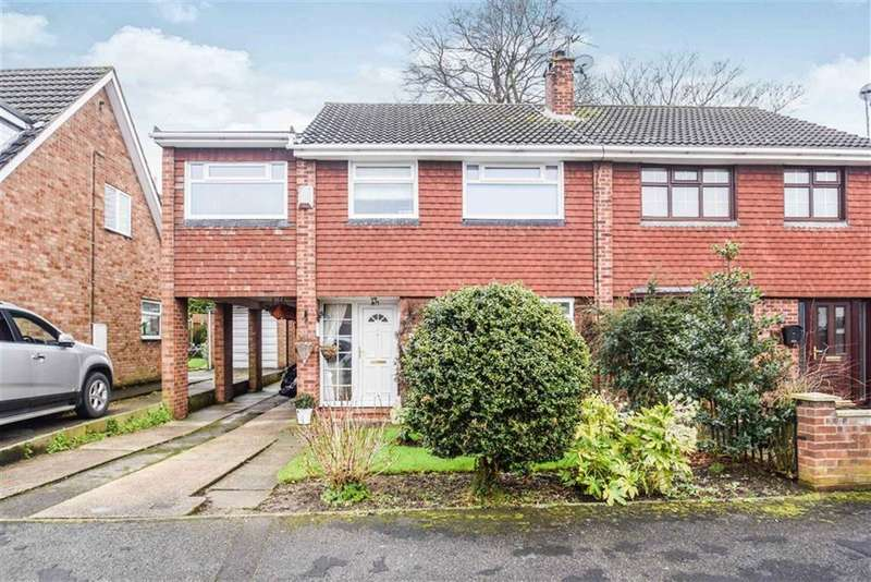 3 Bedrooms Semi Detached House for sale in Highfield Close, Hull