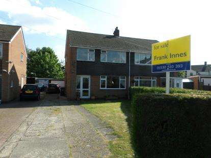 House for sale in Garfield Road, Hugglescote, Coalville