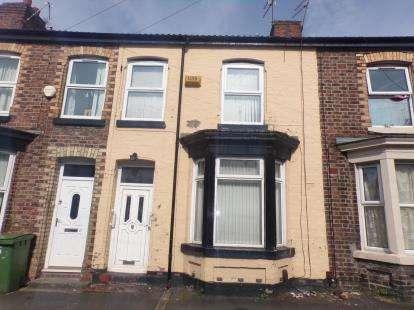 2 Bedrooms Terraced House for sale in Wycliffe Street, Birkenhead, Merseyside, CH42