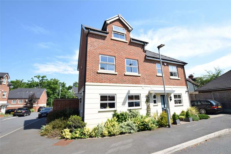 3 Bedrooms Town House for sale in Rufford Gate, Bracknell, Berkshire, RG12