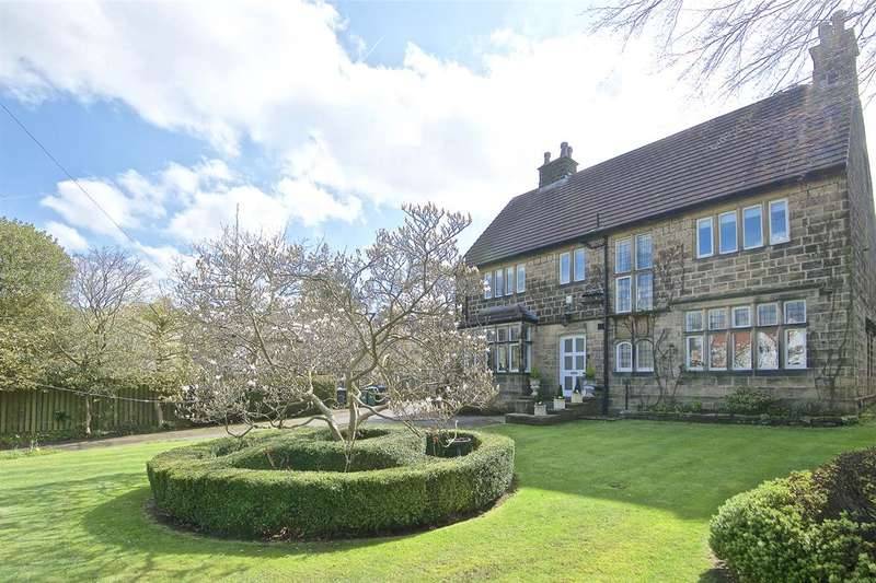 6 Bedrooms Detached House for sale in Moorcroft, Moorfield Road, Ilkley, LS29