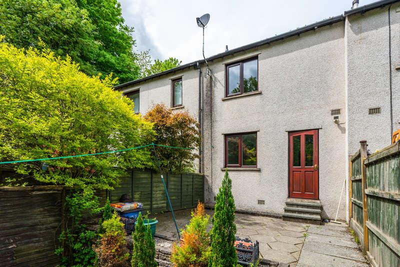 2 Bedrooms Terraced House for sale in 5 Elm Court, Sparrowmire Lane, Kendal, Cumbria, LA9 5PF