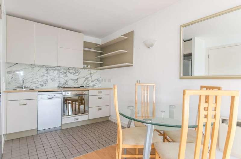2 Bedrooms Flat for sale in Alaska Building, Deals Gateway, Lewisham, SE13