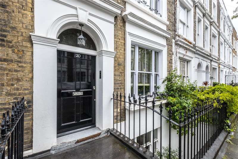 3 Bedrooms Terraced House for sale in Grantbridge Street, London, N1