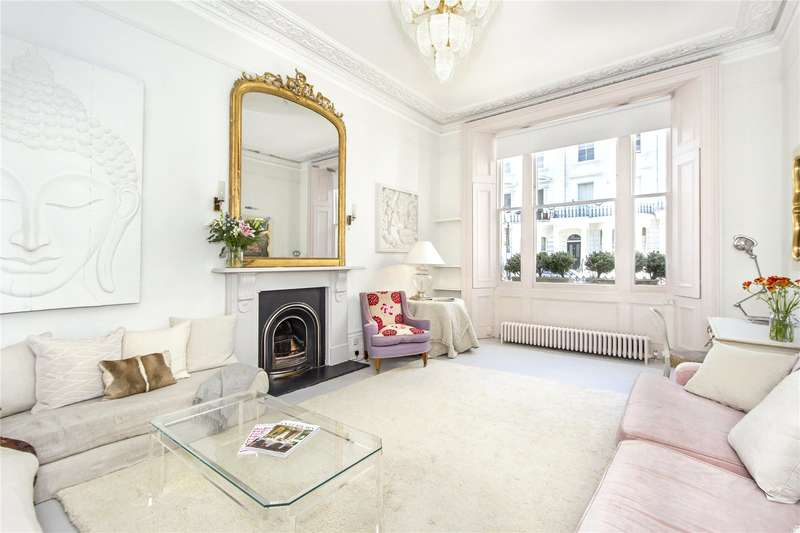 4 Bedrooms Flat for sale in Arundel Gardens, London, W11
