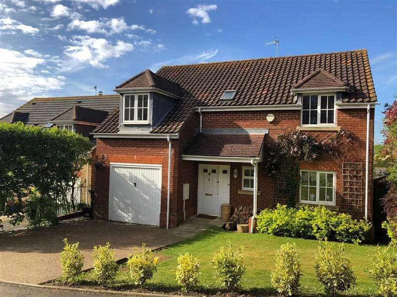 5 Bedrooms Detached House for sale in Coxheath Close, St Leonards-on-sea, East Sussex