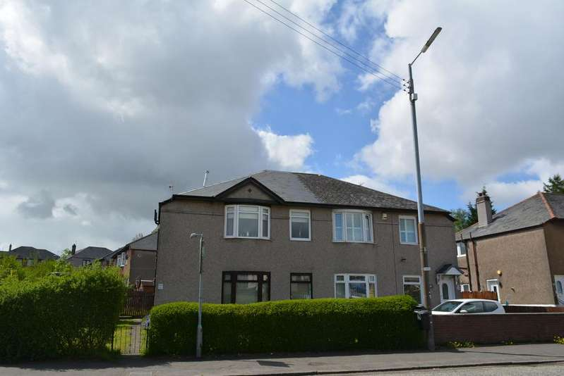 2 Bedrooms Flat for sale in 993 Mosspark Drive, GLASGOW, G52 3BU