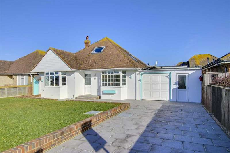 3 Bedrooms Detached Bungalow for sale in South Coast Road, Peacehaven