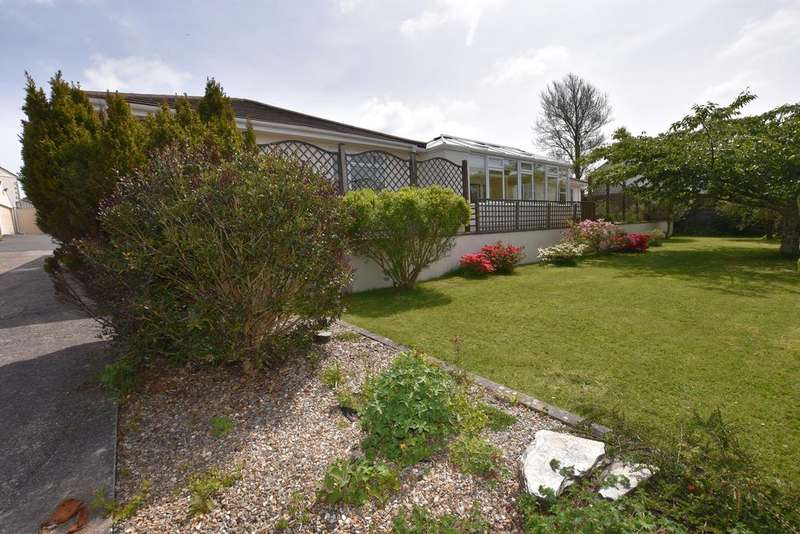 3 Bedrooms Detached Bungalow for sale in South Albany Lane, Treverbyn House, Redruth TR15