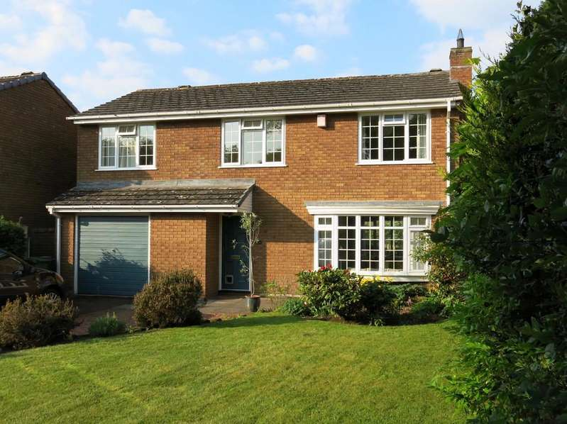 4 Bedrooms Detached House for sale in Greenacres, Wetheral