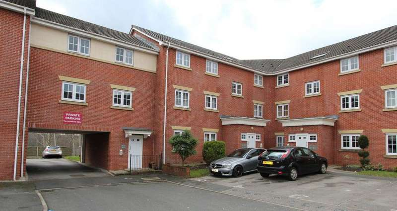 1 Bedroom Apartment Flat for sale in Brookhey Hyde Stockport Cheshire SK14 2DY