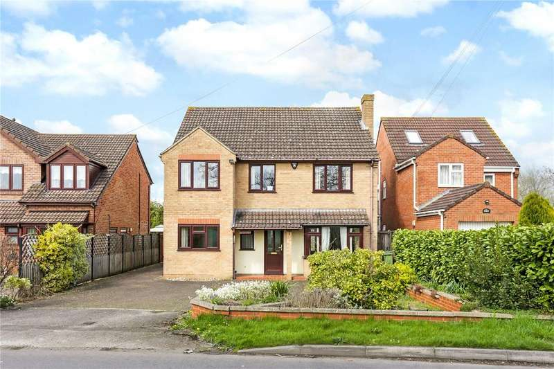5 Bedrooms Detached House for sale in The Reddings, Cheltenham, Gloucestershire, GL51