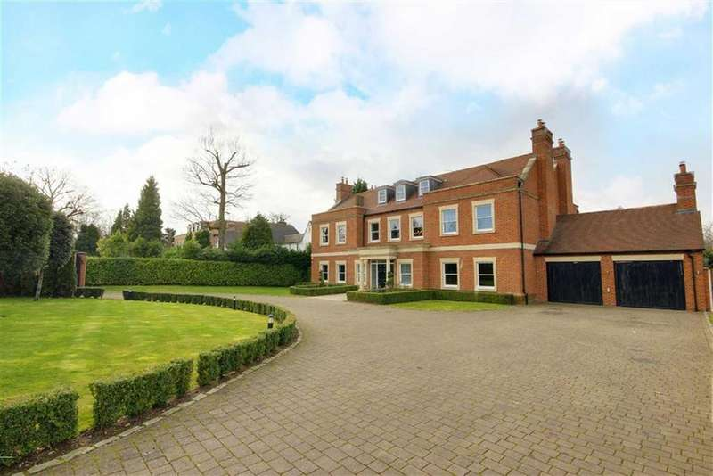 8 Bedrooms Detached House for rent in Broad Walk, Winchmore Hill