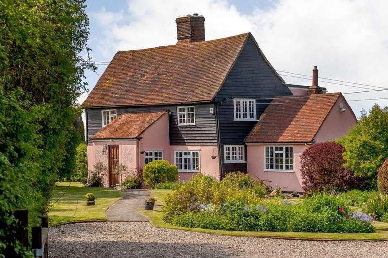 4 Bedrooms Detached House for sale in Little Braxted, Witham, Essex, CM8