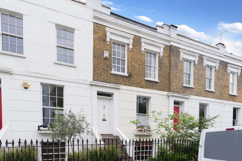 3 Bedrooms Terraced House for sale in Rochester Road, Camden, NW1