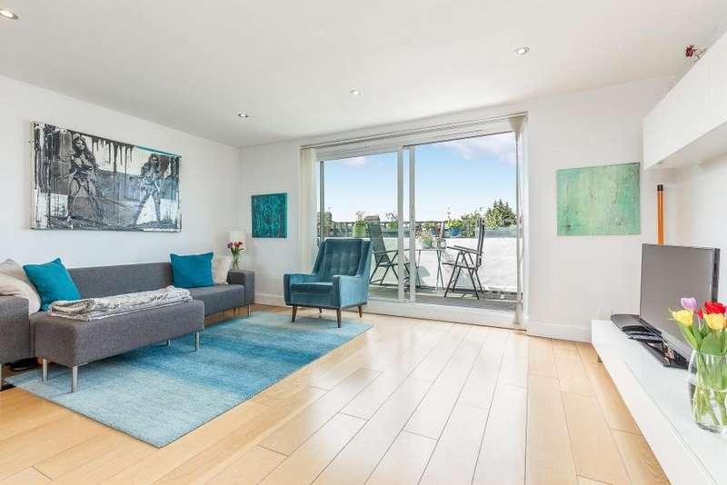 2 Bedrooms Maisonette Flat for sale in Clifton Avenue, London W12
